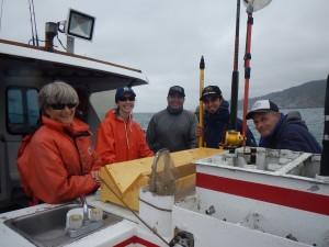 Emeryville science crew